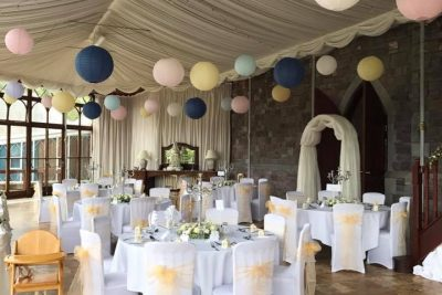 Francis Floaral Designs Venue Decoration Summer