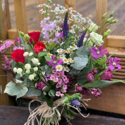 Mixed Country Garden Bouquet